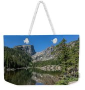 The Beautiful The Louch Lake With Reflection And Clear Water Weekender Tote Bag