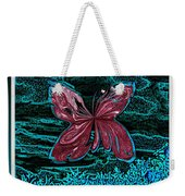 The Beauty Of A Butterfly's Spirit Weekender Tote Bag