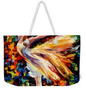 The Beauty Of Dance Weekender Tote Bag