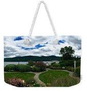 The Beauty Of Lake George Weekender Tote Bag