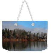 The Beauty Of Lake Junaluska  Weekender Tote Bag