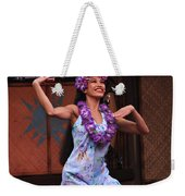The Beauty Of Polynesia Weekender Tote Bag
