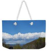 The Beauty Of Rain Clouds Weekender Tote Bag