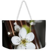 The Beauty Of Strings Weekender Tote Bag