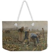 The Beet Harvest Weekender Tote Bag