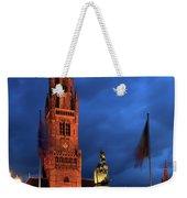 The Belfort Tower, Belfry, Bruges City, West Flanders Weekender Tote Bag