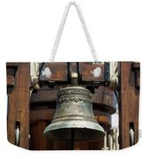 The Bell Of The Tall Ship Weekender Tote Bag