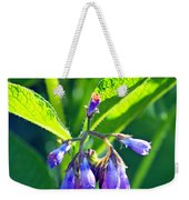 The Bells Of Ireland Weekender Tote Bag