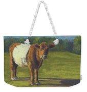The Belted Cow Weekender Tote Bag