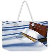 The Bench - The Guild Inn Weekender Tote Bag