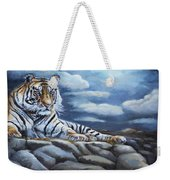 The Bengal Tiger Weekender Tote Bag