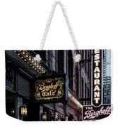 The Berghoff Restaurant Weekender Tote Bag
