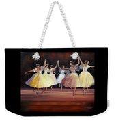 The Berkshire Ballet Weekender Tote Bag
