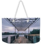 The Berth Weekender Tote Bag