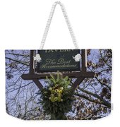 The Best Accommodations Weekender Tote Bag