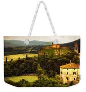 The Best Of Italy Weekender Tote Bag