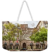 The Beverly Hills Wilshire Weekender Tote Bag