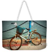 The Bicycle Weekender Tote Bag