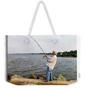 The Big One Weekender Tote Bag
