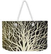The Birch Tree Weekender Tote Bag