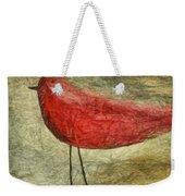 The Bird - Ft06 Weekender Tote Bag