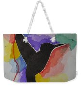 The Bird And Colors  Weekender Tote Bag