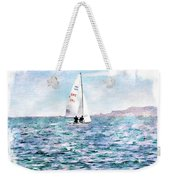 The Bird And The Sea Weekender Tote Bag