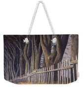 The Bird House Weekender Tote Bag