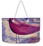 The Bird - K0912b Weekender Tote Bag