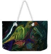 The Bird Man Weekender Tote Bag