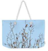 The Bird Tree Weekender Tote Bag