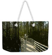 The Birder Weekender Tote Bag