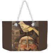 The Birdman Of Alcatraz Weekender Tote Bag