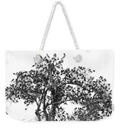 The Birds And The Tree Weekender Tote Bag