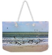 The Birds Weekender Tote Bag