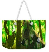 The Birdwoman Weekender Tote Bag