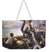 The Birth Of The Us National Anthem Weekender Tote Bag