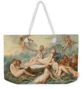 The Birth Of Venus Weekender Tote Bag