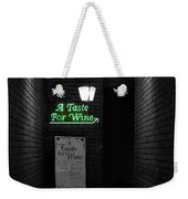 The Bistro Weekender Tote Bag