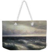 The Black Sea Weekender Tote Bag