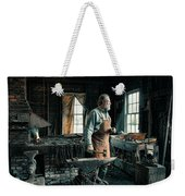 The Blacksmith - Smith Weekender Tote Bag by Gary Heller