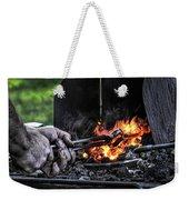 The Blacksmith Weekender Tote Bag