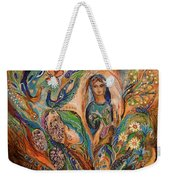 The Blessing Of Grapes Weekender Tote Bag