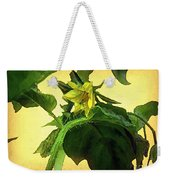 The Blossom To Become A Fruit Weekender Tote Bag