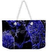 The Blue Angel Weekender Tote Bag