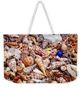 The Blue Bead Weekender Tote Bag