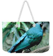 The Blue Bird Weekender Tote Bag