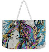 The Blue Dreams Weekender Tote Bag