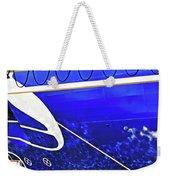 The Blue Ferry Weekender Tote Bag