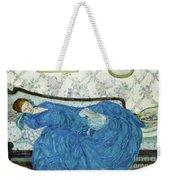 The Blue Gown, 1917  Weekender Tote Bag